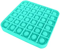 EVANJ Push Bubble Sensorial Fidget Juguete, Autismo Necesidades Especiales Juguetes para Aliviar El Estrés, Juguetes...
