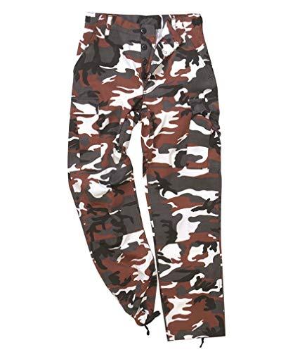 Pantalón militar de Mil-Tec, uniforme de batalla de EE.UU, pantalón de caza,...