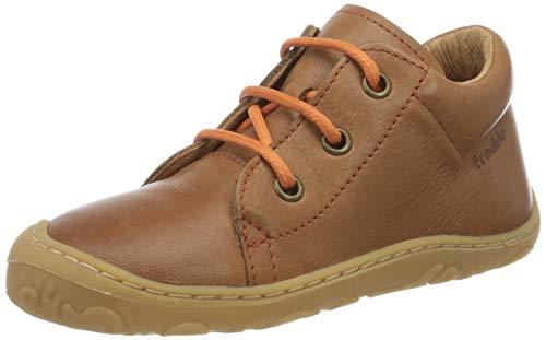 Froddo Unisex-Kinder G2130191 Kids Shoe Brogues, Braun (Brown I07), 24 EU