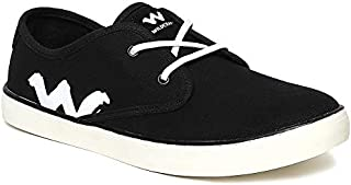 Wildcraft Men's Barclay Black Casual Shoes (51629)