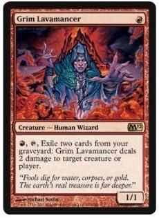 Magic: the Limited time cheap sale Gathering - 2012 Lavamancer Magic Grim San Francisco Mall