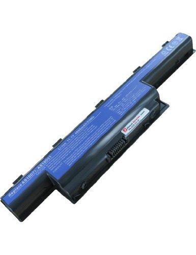 Batterie pour ACER 4741ZG, 10.8V, 4400mAh, Li-ion