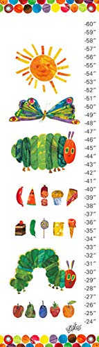 Oopsy Daisy Eric Carle de The Very Hungry Caterpillar Toise, 12 par 106,7 cm