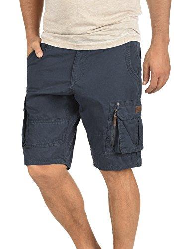 Blend Gaara Pantalón Cargo Bermudas Pantalones Cortos para Hombres De 100% algodón Regular-Fit