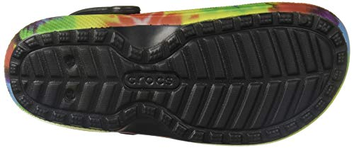 Crocs Men's and Women's Classic Lined Tie Dye Clog