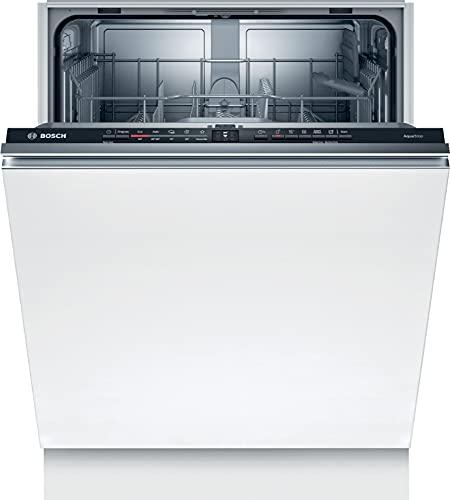 Bosch Elettrodomestici SMV2ITX16E Serie 2, Lavastoviglie a scomparsa totale, 60 cm
