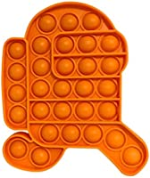 Push Pops Bubble Fidget Sensory Toys Funny Relief Stress Desktop Game Soft Squeeze Toy Logical Reasoning Training Toys...