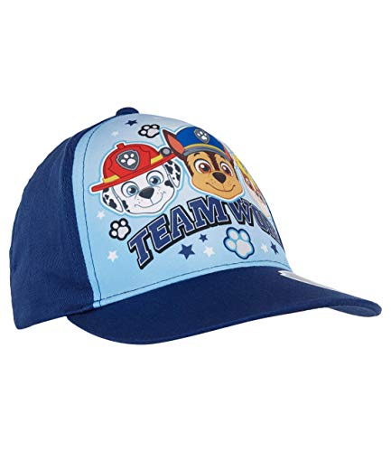 Paw Patrol Jungen Cap Blau 54