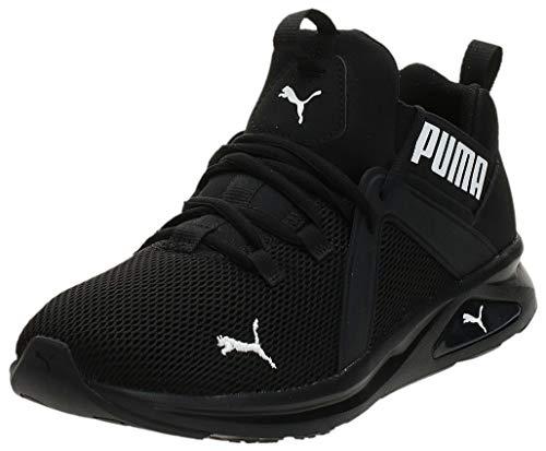 PUMA Enzo 2 Men's Outdoor Multisport Training Shoes, Puma Black-puma White, 8.5 US