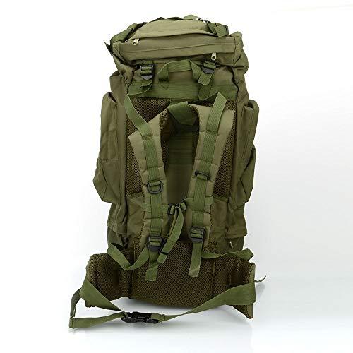CXJC Sac à Dos de randonnée 80 L - Back Country, Alpinisme, Camping/Voyage en Plein air/Randonnée, Randonnée, Tissu imperméable