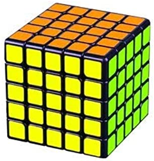 Cubelelo MoYu AoChuang GTS M 5x5 Black (Magnetic) 5x5x5 Speed Cube Magic Cube Magnetic Puzzle