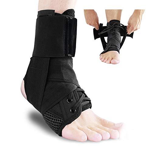 AAJTCT Verstelbare enkel-klem-verband-straps Sport Veiligheid Verstelbare enkelbeschermer ondersteunt bescherming voetensteun bescherming voor sport beschermen