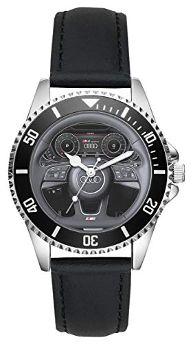 KIESENBERG Watch - Gifts for Audi S4 Fan Speedo Cockpit L-10023