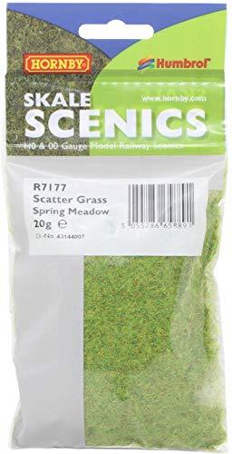 Hornby R7177 Statisches Gras – Frühlingswiese 2,5 mm, Verschiedene Materialien