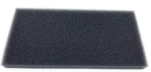Filter für Gorenje D9866E SP-13 SP13 Panasonic Trockner Wärmepumpentrockner | 429410 ANH-628504 | 280 x 137 x 20 mm | Schwammfilter Filtermatte Kondenstrockner | 100{62dea9725367822ad0e8752c01678291d3169452ae8dea5331cb839884e4451b} Made in Germany Sponge
