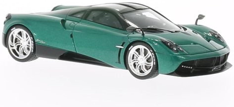 Ahorre hasta un 70% de descuento. Pagani Huayra, verde verde verde met., RHD , 2013, Modelo de Auto, modello completo, Spark 1 43  alto descuento