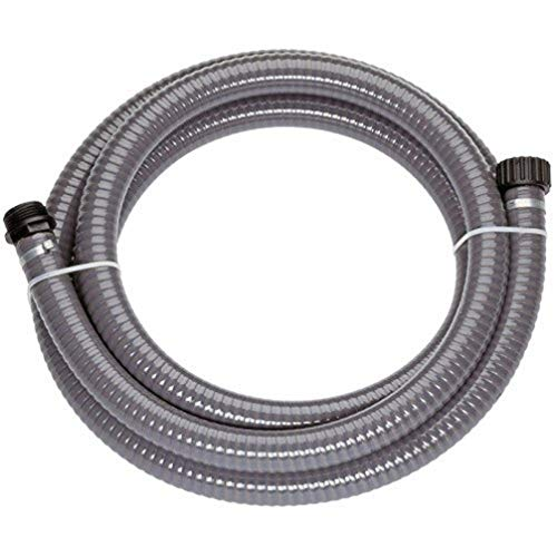 Gardena 1412-20 Tubo di Aspirazione per la Prolunga del Set di Aspirazione, 3.5 m, Diametro 25 mm
