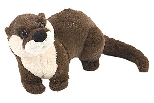 Wild Republic River Otter Plush, Stuffed Animal, Plush Toy, Gifts for Kids, Cuddlekins 8 Inches