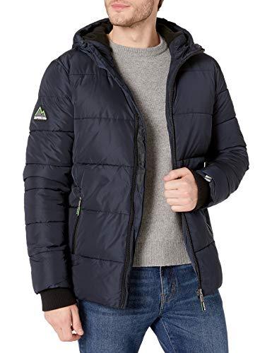 Superdry Men's Jacket, Ink, XX-Large