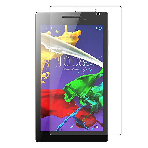 Vaxson 4-Pack Screen Protector, compatible with lenovo TAB2 A7-10 a7-10f 7' TAB 2, TPU Guard Film Protectors [ NOT Tempered Glass ]
