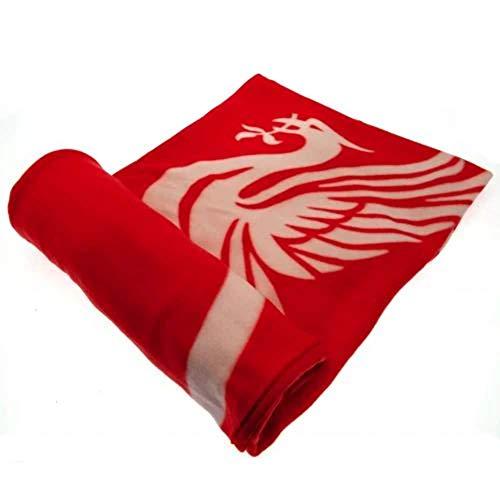 UKSoccershop Liverpool FC Fleece Blanket PL