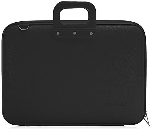 Bombata Laptoptas 17 inch All Black