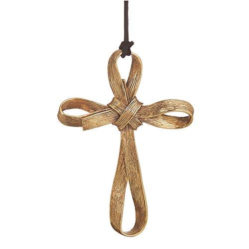 Michael Aram Palm Cross Decorative Ornament