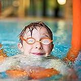 Weikeya Natación Gafas de protección, Ergonómico Nadar Gafas...