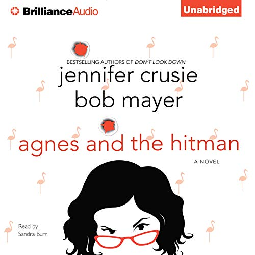 Agnes and the Hitman audiobook cover art