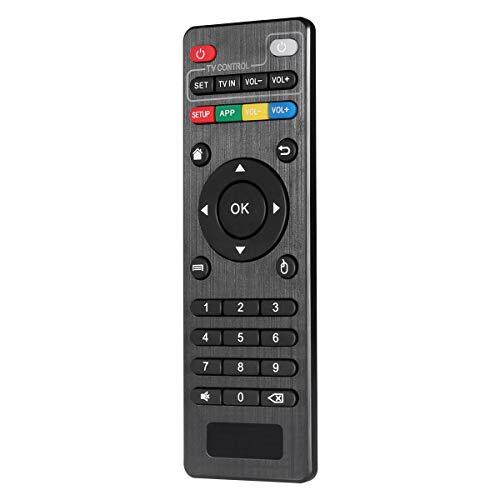 SUPVOX Télécommande Universelle pour PC MXQ-4K MXQ-Pro Téléviseur STB TV Box IPTV