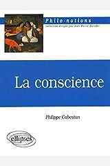 La conscience Broché