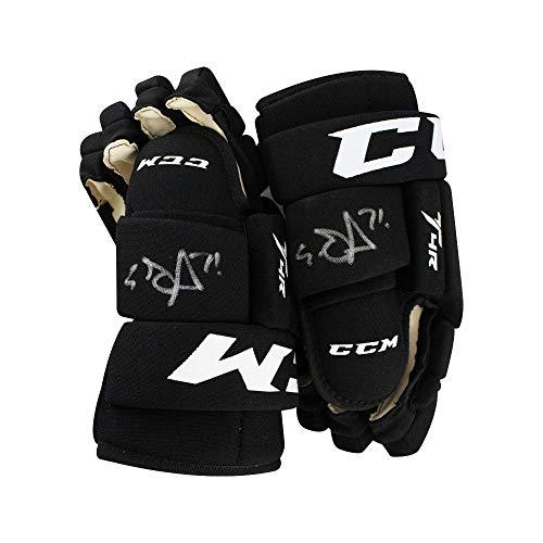 Evgeni Malkin Autographed CCM Hockey Gloves - BAS COA