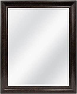 MCS Wall Mirror, Bronze