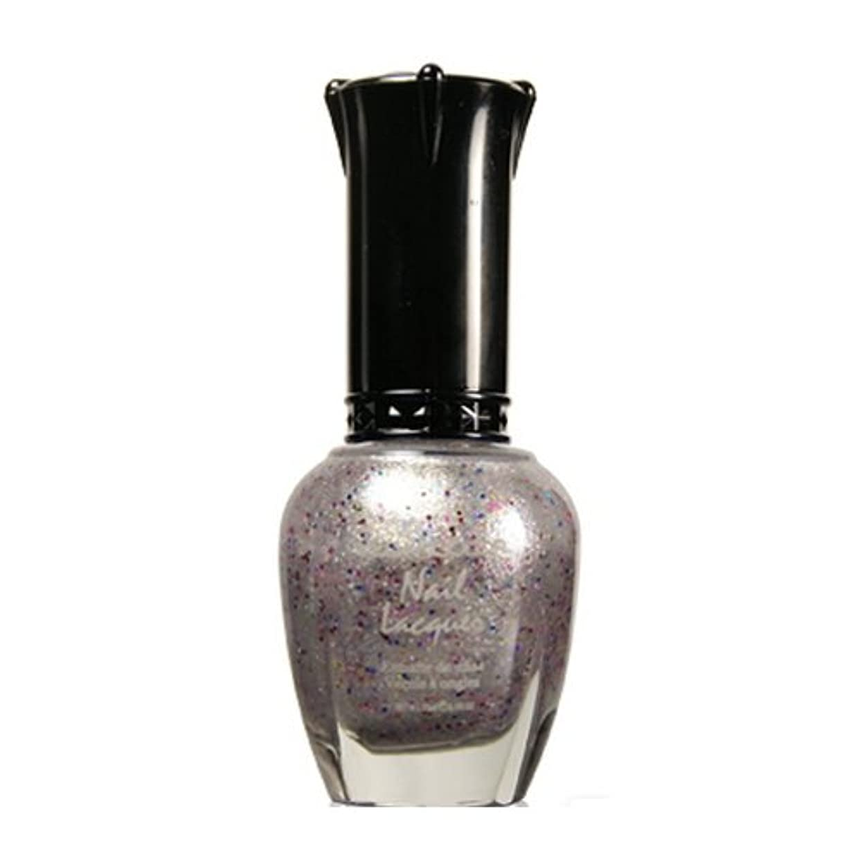 味わう昨日お別れ(3 Pack) KLEANCOLOR Nail Lacquer 4 - Winter Wonderland (並行輸入品)