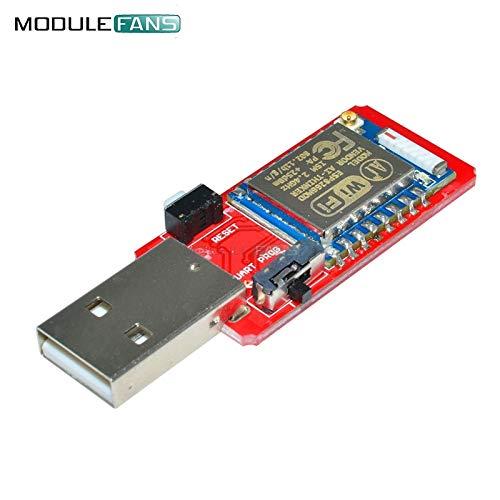 CH340 CH340G USB bis ESP8266 ESP-07 Wireless WiFi Developent Board Modul Wi-Fi Eingebaute Antenne zum TTL-TreiberModul