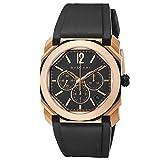 ブルガリ 腕時計 オクト BGOP41BGLCH メンズ ブラック 並行輸入品