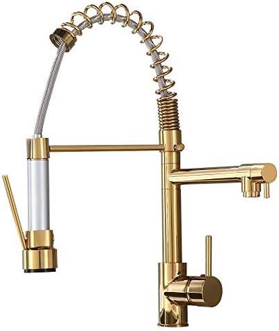 Top 10 Best delta champagne bronze kitchen faucet Reviews