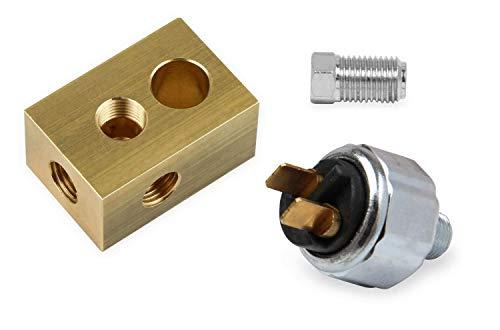 EARL'S PERFORMANCE PLUMBING Kit,Brake Light Switch Kit