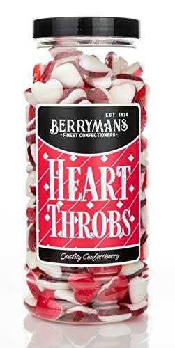 Berryman's Heart Throbs Gift Jar