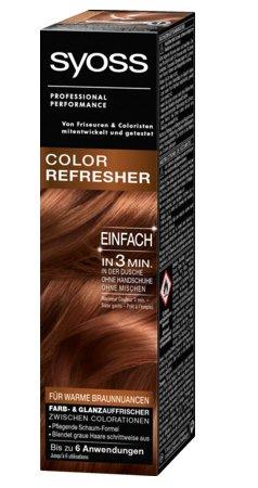 Syoss COLOR REFRESHER SCHAUM FÜR WARME BRAUNNUANCEN STUFE 1, 1 St (1er Pack)