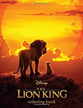The Lion King Coloring Book: Excellent Coloring Book with Unique Images Based on 2019 Movie