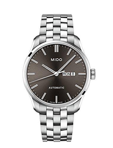 Mido Belluna II Herren-Armbanduhr 42.5mm Edelstahl Automatik M024.630.11.061.00