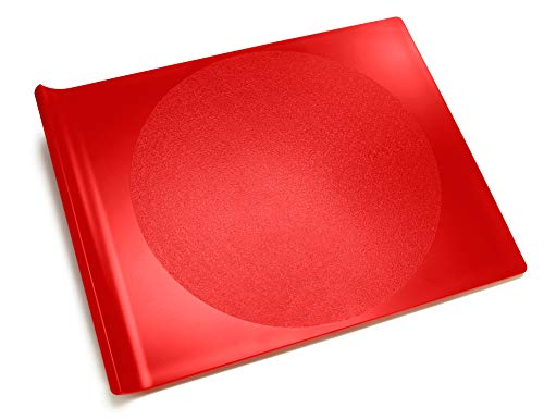 Preserve 42112 Cutting Board Kitchen Supplies, 9.5 by 7.5 Inches, Red