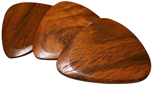 US Blues P3-TWRS Tone Woods Indian Rosewood Guitar Picks