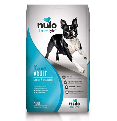 Nulo Grain Free Dog Food: All Natural Adult Dry...