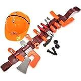 Tools Toy Set for Kids Boys - 10 Piece Engineering Workshop Tool kit