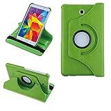 """COOVY® 2.0 Funda para Samsung Galaxy Tab 4 7.0 SM-T230 SM-T231 SM-T235 Smart 360º Grados Rotaciã""""N Cover Case Protectora Soporte   Verde"""