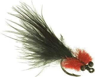 Umpqua Tarpon Fly, Tarpon Toad II (Marabou Tail) - 3 Pack
