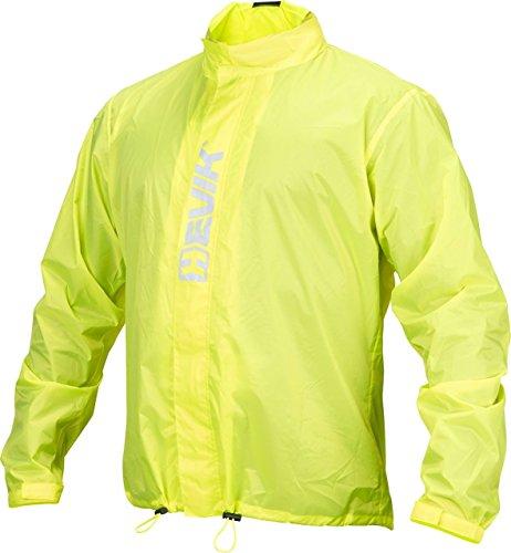 HEVIK Wasserdicht Fluoreszierende Jacke, Mehrfarbig, L