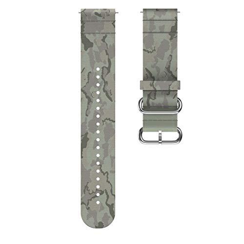 Polar Wrist Band 22 mm Bracelet Adulte Unisexe, Verte Tundra, M/L